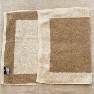 Hotel Collection Reversible Hand Towel